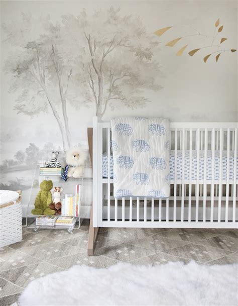 Chambre De Bébé  25 Idées Pour Une Fille  Elle Décoration