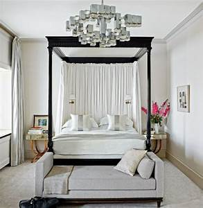 Vorhang Für Bett : himmelbett vorhang 55 tolle und inspirierende himmelbett ~ Sanjose-hotels-ca.com Haus und Dekorationen