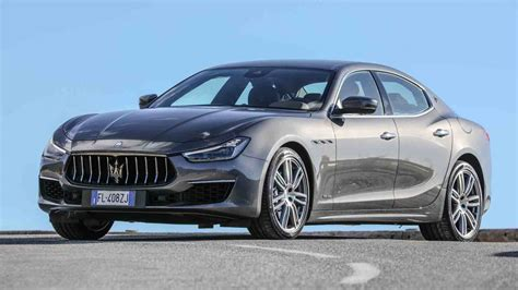 2019 maserati ghibli price specs and images carsmakers
