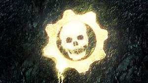 gears of war skull wallpapers hd wallpapers id 12868