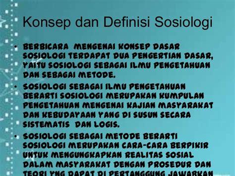 sosiologi kelas bab 1 sosiologi sebagai ilmu tentang
