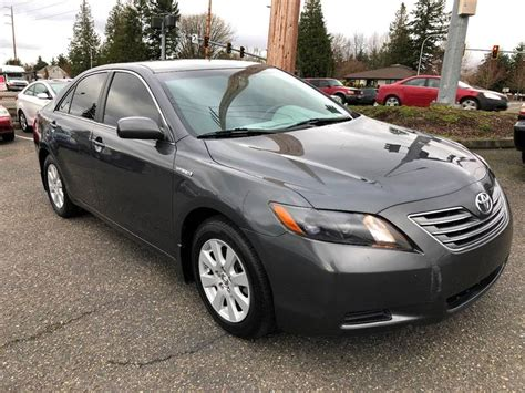 2007 Toyota Camry Hybrid Problems by 2007 Toyota Camry Hybrid In Federal Way Wa Karma Auto Sales