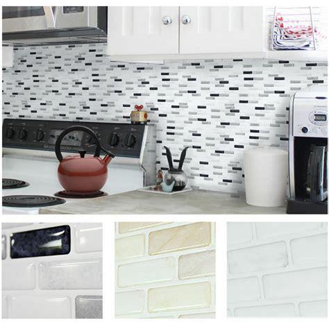 home decor brick mosaic kitchen bathroom foil beauty