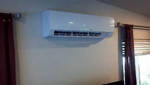 Lennox Ductless Heat Pump Walkthru