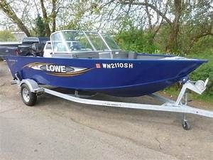 Lowe Fm165 Boats For Sale In Washington