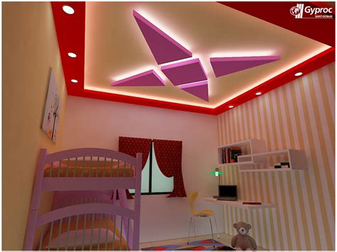P O P Designs Home Photo : False Ceiling Designs For Kids Room