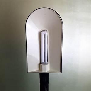 Lampe De Bureau Noire Vintage Sudoise Fagerhults Non