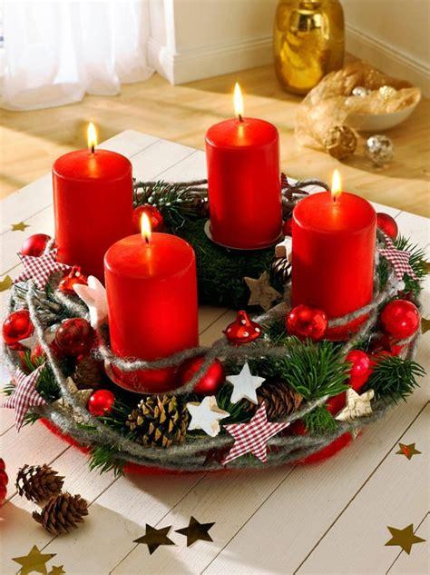 Weihnachtsdeko Adventskranz by Adventskranz Bestellen Oder Selber Basteln 44 Kreative