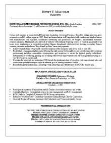 sle assistant general manager resume resume sle 9 automotive general manager resume career resumes