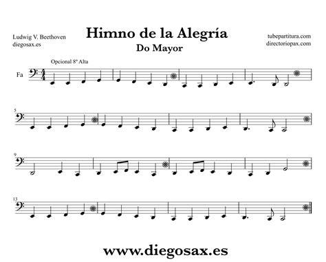 himno de la alegria   Sheet music, Cello, Music