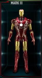 Iron Man Suit: Mark 3 - Iron Man Suit