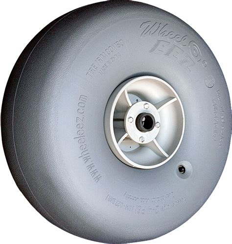 Boat Trailer Balloon Tires by 49cm Pu Wheel Beachwheels Australia