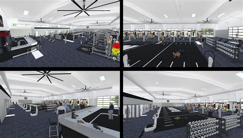 oakland raiders training facility fcga architecture