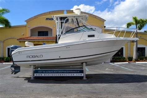 Robalo Boats Europe by Used 2005 Robalo R235 Walk Around Boat For Sale In West
