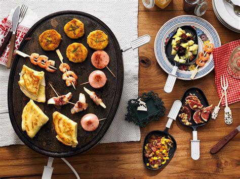 silvester rezepte und tipps raclette zutaten und rezepte brigitte de