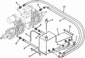 Kubota T1670 Mower Deck