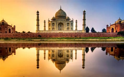 Top Five Mughal Dynasty Monuments In India World For Travel