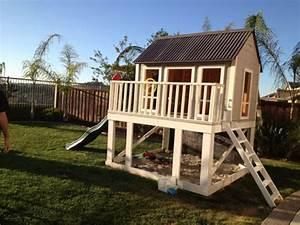 Gartenhaus Kinder Selber Bauen : spielhaus holz garten selber bauen ~ Whattoseeinmadrid.com Haus und Dekorationen
