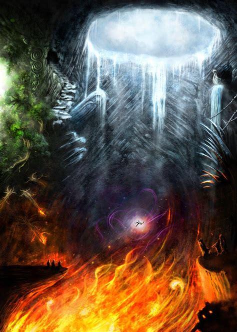 Man, Myth and Magic: Creation Mythology: Norse