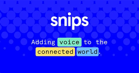 snips is an ai powered voice assistant alternative feature requests home assistant