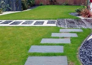 idee d allee de jardin kirafes With idee d allee de jardin