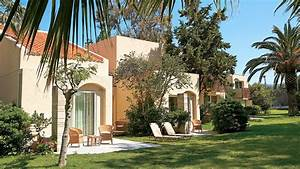 Luxury bungalows in rethymno creta palace luxury hotel for Katzennetz balkon mit pattaya garden resort bungalow