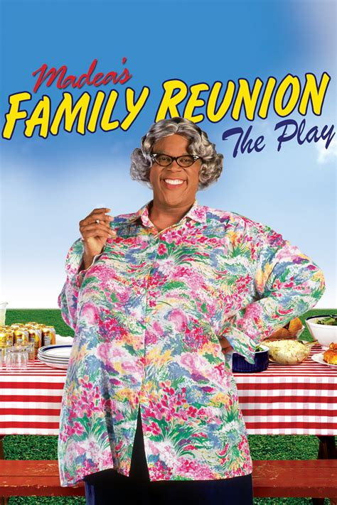 Watch Madea's Family Reunion (Stage Play) (2002) Online ...