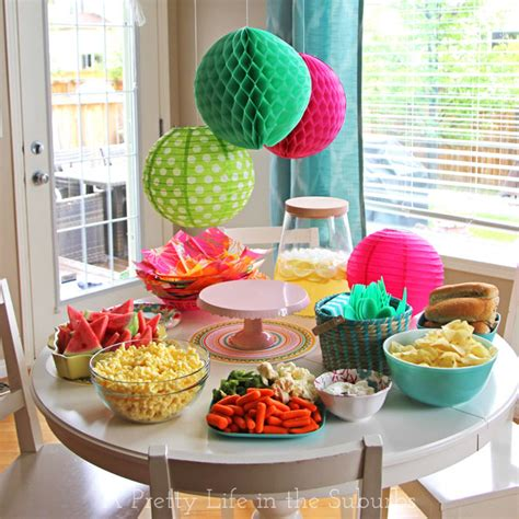 10 Tips For Easy Summer Entertaining  A Pretty Life In