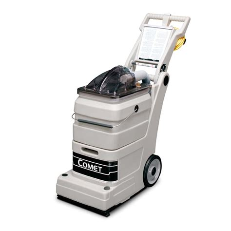 upholstery cleaning machine prochem comet upright self contained power brush carpet