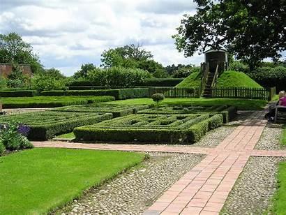Garden Boscobel Hall Moseley Gardens Austin David