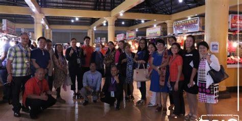 earlier accreditors visit lgu maramag municipal projects