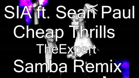 Cheap Thrills (samba Remix 51bpm
