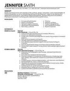 resume format for quality chemist in pharma analytical chemist resume exle analytical chemist