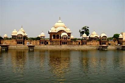 Mathura Vrindavan India Getaways Sarovar Kusum Nature