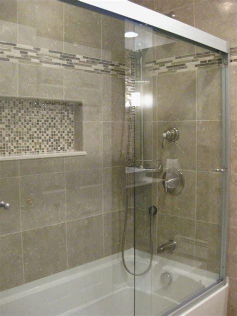 Bathroom Remodel Design Tool by Cozy Small Bathroom Shower With Tub Tile Design Ideas 11