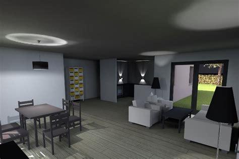 Déco Interieur Maison Neuve  Exemples D'aménagements