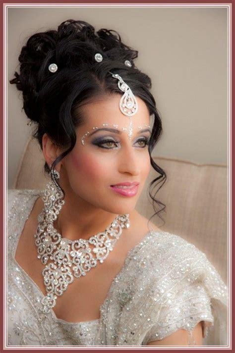 indian wedding hairstyles  medium hair google search