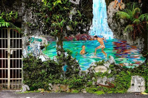 ipoh malaysia street art   eric lai street art