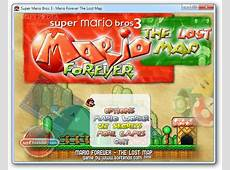 Super Mario Forever The Lost Map Download