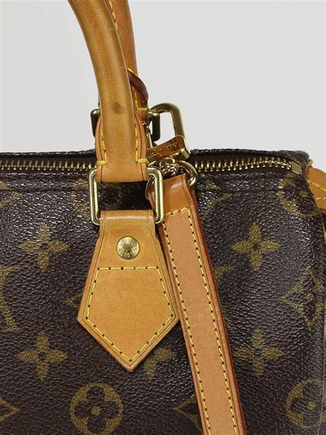 louis vuitton monogram canvas speedy  bag  shoulder