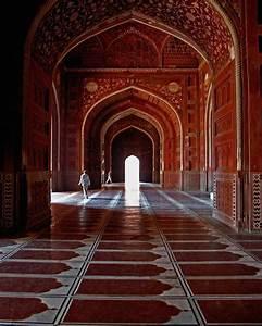 Taj Mahal Mosque | inside the Taj Mahal Mosque | José ...