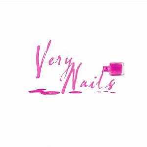 Logos Nail | Joy Studio Design Gallery - Best Design