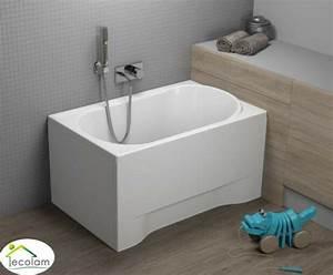 Kleines Bad Mit Wanne : badewanne kleine wanne rechteck 100x65 110x70 mit ohne sch rze ablauf acryl ebay ~ Frokenaadalensverden.com Haus und Dekorationen