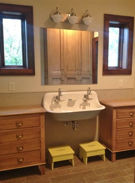 vintage vanity lights add retro spin to bath remodel