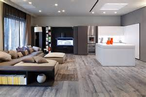Modern Style Homes Interior Contemporary Energy Efficient Sle House By Andrea Castrignano Freshome