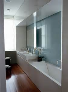 narrow bathroom designs tackling narrow bathroom layouts livinghouse
