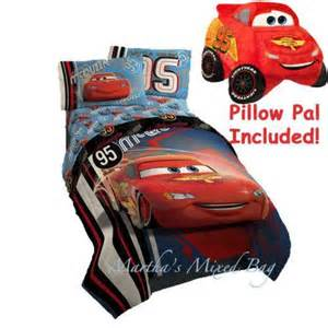 lightning mcqueen bedding set ebay