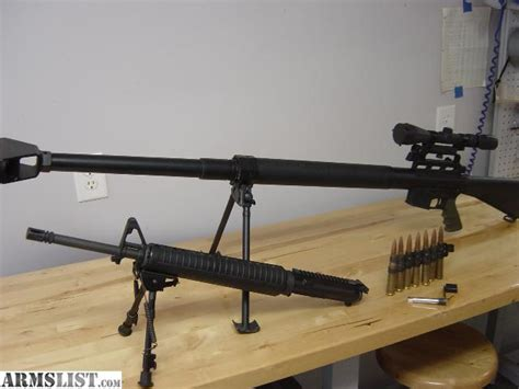 50 Bmg For Ar 15 For Sale by Armslist For Sale Bushmaster Ar 15 Watson 50 Cal