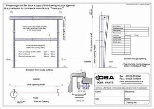 Technical Documents  U00bb Osa Door Parts Limited