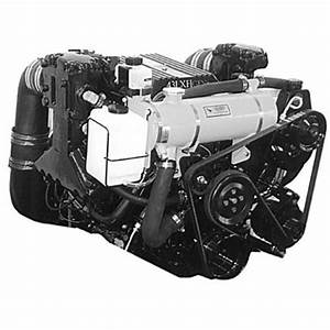 Cp Performance - Closed Cooling System  Mercruiser  5 0  5 7l Chevy 1997